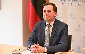 A.Pranckevičius: stipri ES partnerystė su trečiomis šalimis leis suvaldyti emigraciją