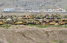 Karo palikimas Pandžšyro slėnyje