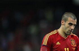 """Sevilla"" puolimo lyderis Alvaro Negredo išvyksta į ""Manchester City"""
