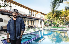 """""""Backstreet Boys"""" narys AJ McLeanas už 2,5 mln. dolerių parduoda namą Los Andžele: apžiūrėkite"""
