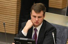 Ekonomikos komitetas nepritarė Vaidoto Bacevičiaus kandidatūrai į komiteto pirmininkus