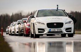 """""""Jaguar XF"""": jeigu nesinori vokiečių"""