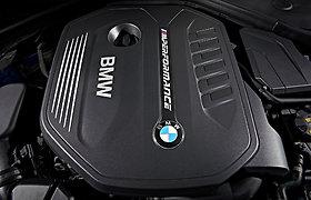 Atnaujintas pirmos serijos BMW