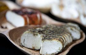 Lilija Liutkevičienė ir jos sūriai