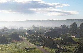 Šešių piliakalnių supamam Kartenos miesteliui prie Minijos – jau 760 metų