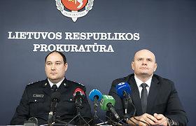 Generalinė prokuratūra ir FNTT pristatė baigtą ikiteisminį tyrimą dėl Ūkio banko turto iššvaistymo