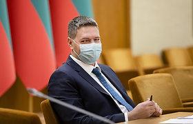 A.Mazuronis: opozicijai susitarti dėl bendradarbiavimo trukdo R.Karbauskis