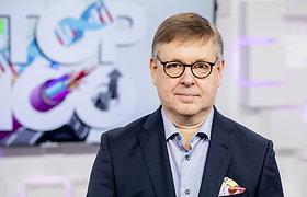 """""""Telia Lietuva"""" vadovas: Lietuva – vienintelė šalis, kur grupės darbuotojų skaičius auga"""