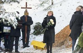 Antakalnio kapinėse laidojamas architektas Gintautas Vyšniauskas