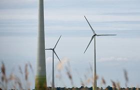 Pietų Korėja už 43 mlrd. dolerių statys tokį jūrinių vėjo jėgainių parką, kokio pasaulis dar nematė