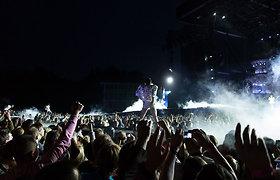 Testas: kurie iš šių 20-ies pasaulinio populiarumo atlikėjų ir grupių kada nors koncertavo Lietuvoje?