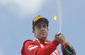 Michaelis Schumacheris: geriausias dabar – Fernando Alonso