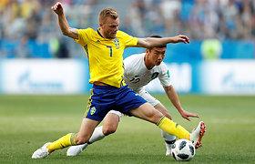 F grupė: Švedija – Pietų Korėja