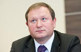 Per mitingą melagiu išvadintas Šilalės meras Jonas Gudauskas kreipėsi į teismą