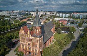 Gandai feisbuke: ar tikrai lietuviai plūsta į Kaliningrado sritį?