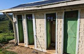 Maji gyvenvietės gydymo įstaiga, kur Danas praleido mažiau nei parą