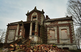 Krakoniškių (Krakeniškių) palivarko vila (Pagėgių sav.)