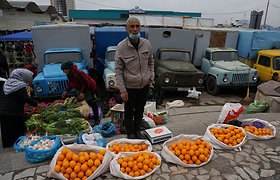 Roberto Pogorelio kelionė Uzbekijoje