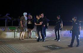 Į Maljorką plūstelėjo turistai