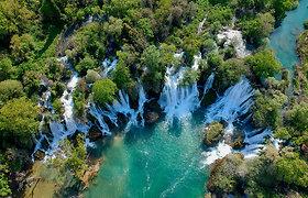 Kravice kriokliai Bosnijoje ir Hercogovinoje