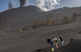 Ugnikalnio išsiveržimas La Palmoje