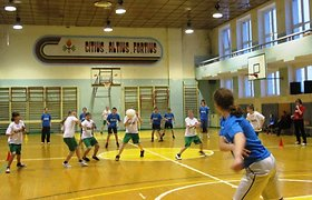 Kalvarijoje startavo Sūduvos krepšinio-kvadrato lyga (nuotraukos)