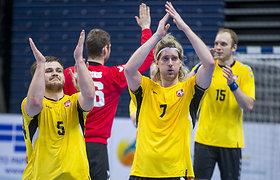Europos čempionato burtai: stebuklą sukūrę Lietuvos rankininkai sužinojo būsimus varžovus