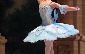 Talentingoji balerina – Eva Bugakova