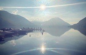 Eglės gyvenimas tarp Italijos ir Šveicarijos