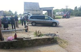 Tragedija Jurbarko rajono Vadžgirio kaime – nepavyko išgelbėti grūduose skendusio trylikamečio berniuko