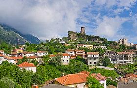 Kelionių po Balkanus akimirkos