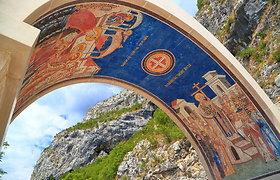 Juodkalnija ir Serbija išsiuntė viena kitos ambasadorius