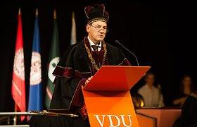 Trys universitetai tapo vienu: susijungė VDU, ASU ir LEU