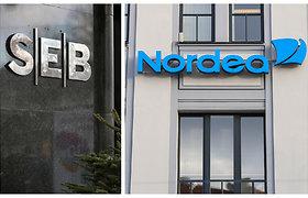 """Bankų skandalas plečiasi: amerikiečių tarnybos reikalauja informacijos iš SEB ir """"Nordea"""""""