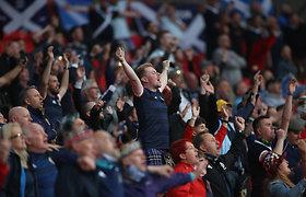 Britiškas derbis: Anglija – Škotija