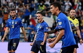 Europos čempionų egzaminas: Italija – LIetuva
