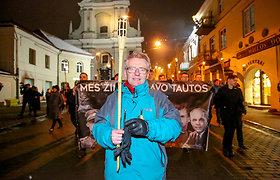 Nusivylusių partijomis Vilniaus visuomenininkų judėjime – ir partiniai kandidatai