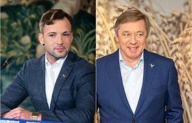 A.Maldeikienė apkaltino R.Karbauskį priekabiavimu prie T.V.Raskevičiaus dėl lytinės orientacijos: prašo kontrolieriaus įvertinti elgesį