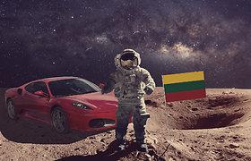 Didžiųjų prizų metai Lietuvoje, arba Kaip kontrolierė iš Kėdainių galėjo tapti pirmąja šalies kosmonaute