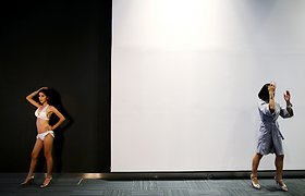 Transvestitų grožio konkursas Tailande