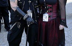 Kasmetinis Berlyno gotų susitikimas prie Brandeburgo vartų