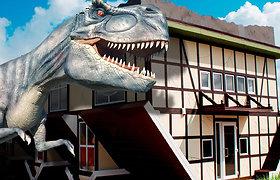 Dinozaurai, atvedę mus į apverstą pasaulį