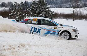 "Antra ""Winter rally"" diena"