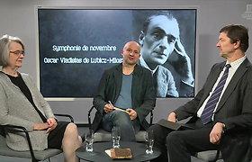 Oskaro Milašiaus poetiniais ir diplomatiniais keliais kartu su Viktorija Skrupskelyte