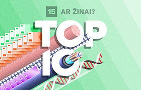 Testas: ar žinote 10 vertingiausių Lietuvos įmonių?