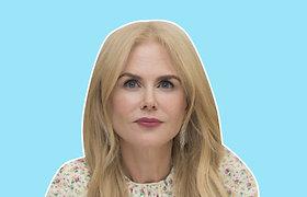 Aktorei Nicole Kidman – 50 metų