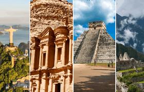 Naujieji pasaulio stebuklai – kiek esate aplankę?