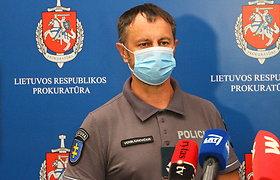 Panevėžio apygardos prokuratūra baigė tyrimą dėl kanapes auginusio policijos pareigūno