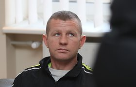 Buvusią žmoną nuskęsti palikęs D.Antanaitis paleistas į laisvę ir gyvens su apykoje