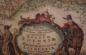 Žemėlapiai iš Michaelio Rebaczonok-Padulo kolekcijos